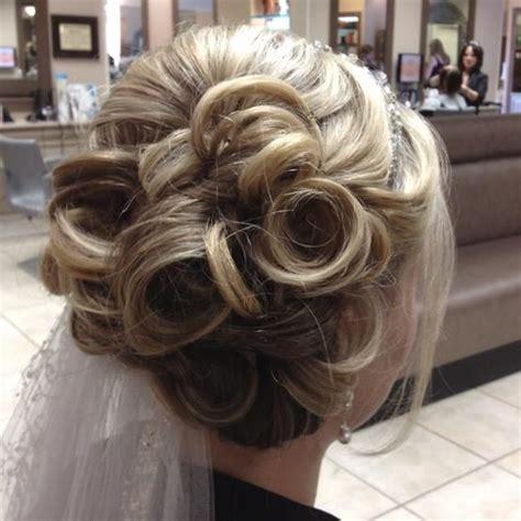 barrel curls ponytails 1000 images about bridal hair on pinterest updo