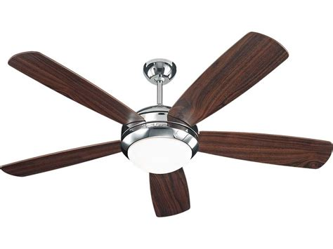 monte carlo 52 discus fan monte carlo fans discus polished nickel 52 wide indoor
