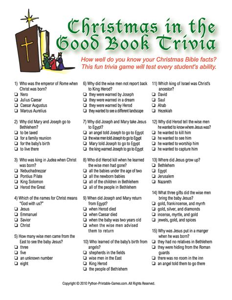 printable christmas trivia for seniors html autos weblog christmas trivia questions christmas questions and answers