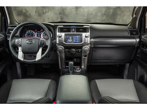 toyota 4runner interior 2017 toyota 4runner prices reviews and pictures u s news