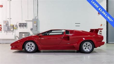 old car repair manuals 1990 lamborghini countach lane departure warning service manual free 1990 lamborghini countach repair manual service manual 1986 lamborghini