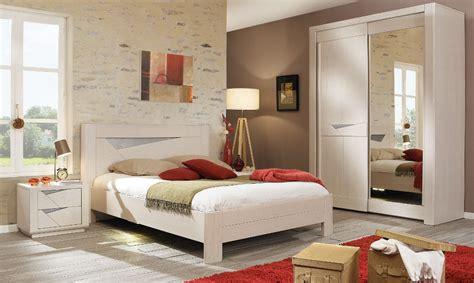 Impressionnant Deco Chambre Bleu Et Marron #6: chambre_a_coucher_bois_massif_belleme_4.jpg