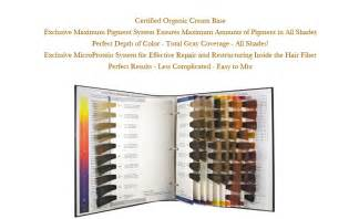 nutrient hair color all nutrient color chart brown hairs