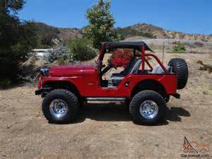 1969 Jeep Cj5 1969 Jeep Cj5 Custom Restored
