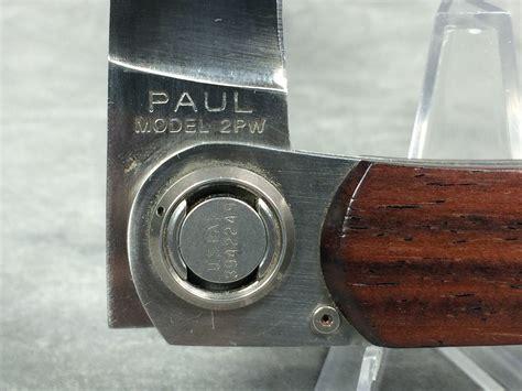 gerber push button knife gerber paul 2pw wood push button lock pocket knife current
