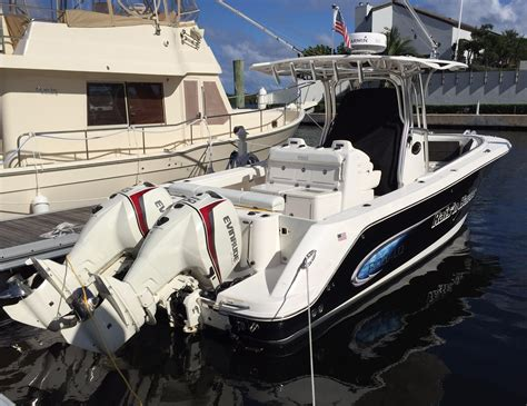 center console boats robalo 2013 robalo r300 center console power boat for sale www