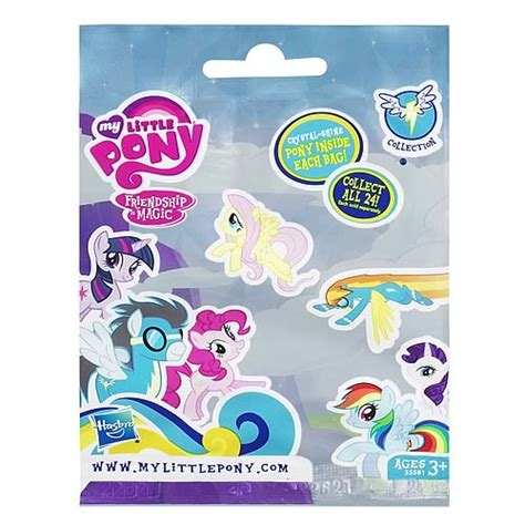 Fun Facts About Lucille Ball by My Little Pony Blind Bags 2013 Wave 2 Hasbro My Little
