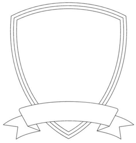 shield outline coat arms www pixshark com images
