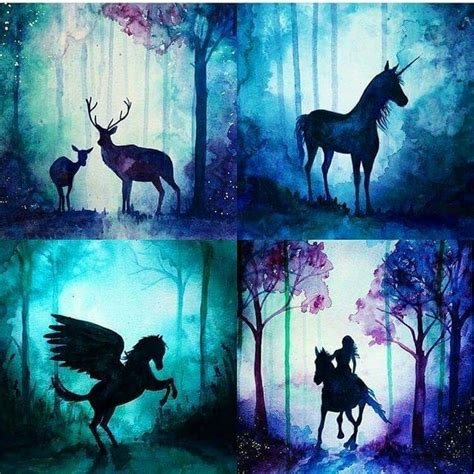 painting unicorn the 25 best ideas about unicorn painting on