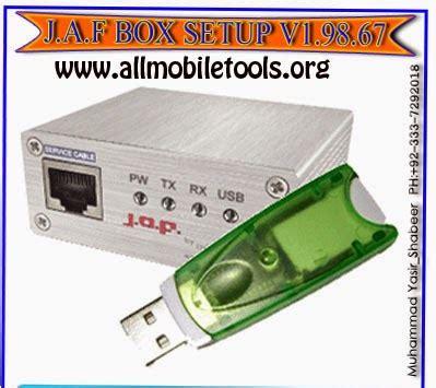 jaf software full version free download jaf box full crack setup latest version v1 98 67 with usb