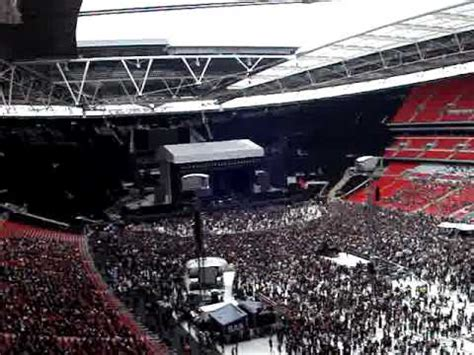 metallica london wembley stadium  jul