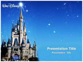disney templates disney world powerpoint template powerpoint background