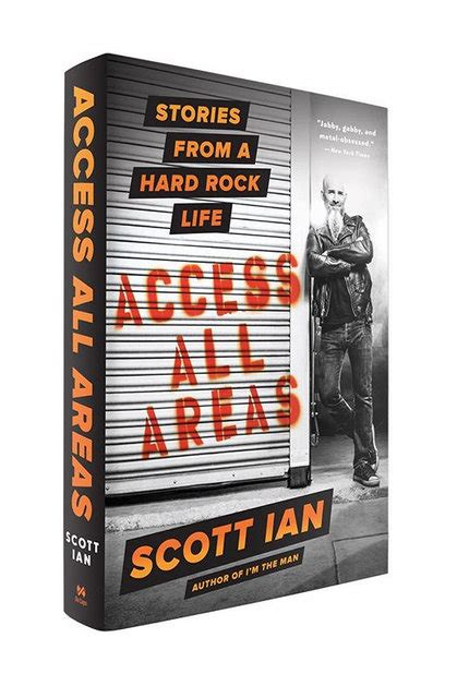 access all areas stories from a rock books new book by anthrax s ian access all areas stories