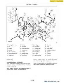 new ls160 ls170 skid steer loader pdf manual