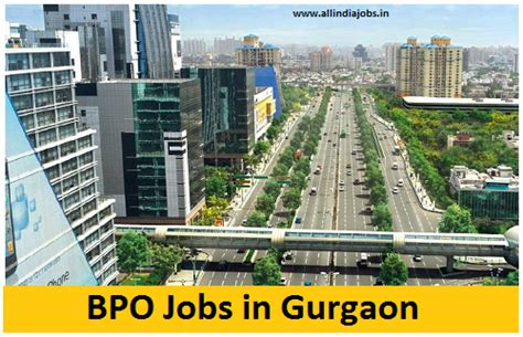 Career In Bpo After Mba by Bpo In Gurgaon 1534 Vacancies Opening Freshers