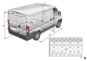 Peugeot Boxer Dimensions Is This The New Of The 2015 Ram Promaster The Fast