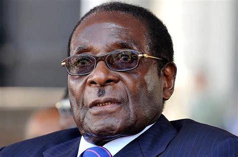 biography of robert mugabe robert mugabe plane dash to dubai sparks fears the