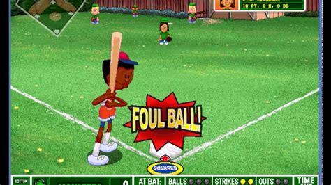 backyard baseball 2001 season no hitter ep7