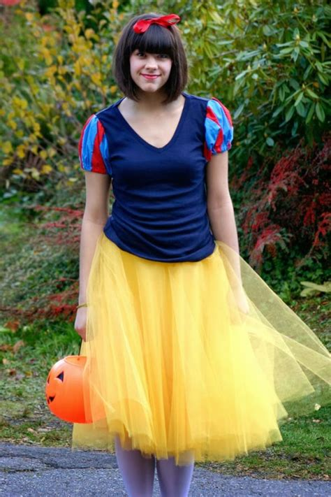 Handmade Snow White Costume - 2014 on plus size doctor
