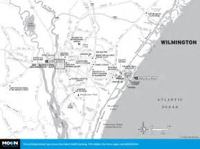 map of carolina coast towns historic sights in wilmington carolina moon
