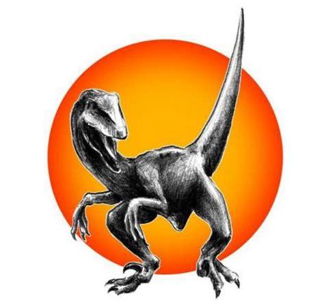 dark raptor tattoo art and design