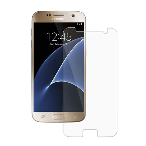 Tempered Glass 03 Mm Samsung Galaxy S 7 0 3mm 2 5d 9h tempered glass screen protector for