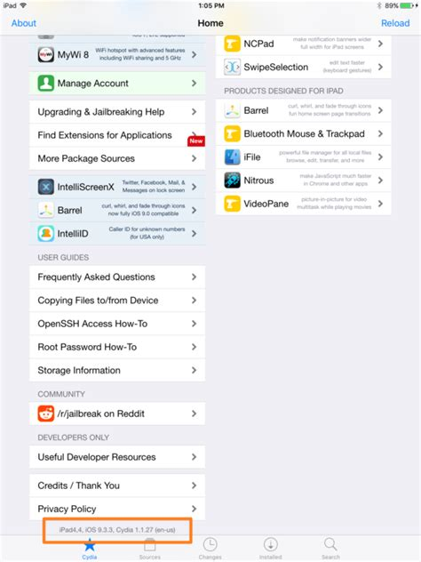 ios 9 layout guide jailbreak ios 9 3 3 complete manual guide without a pc