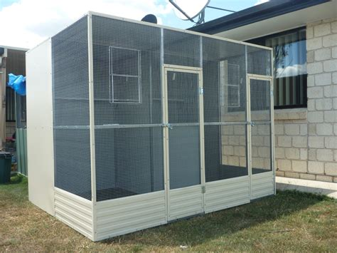 Aviary Door by Conventional Aviaries Are Attractive And Suit Most Bird