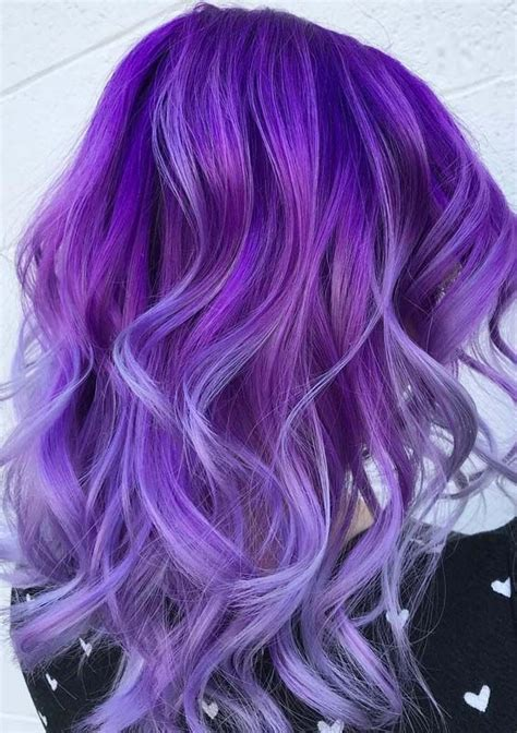 purple hair color for hair 1334 best purple hair images on coloured hair