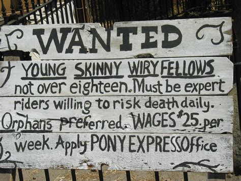 pony express pony express mondaymorningsmile