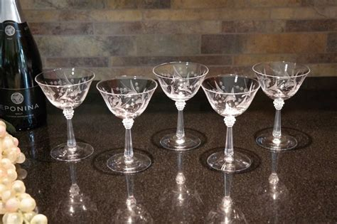 retro martini glass vintage martini glasses etsy global business forum iitbaa