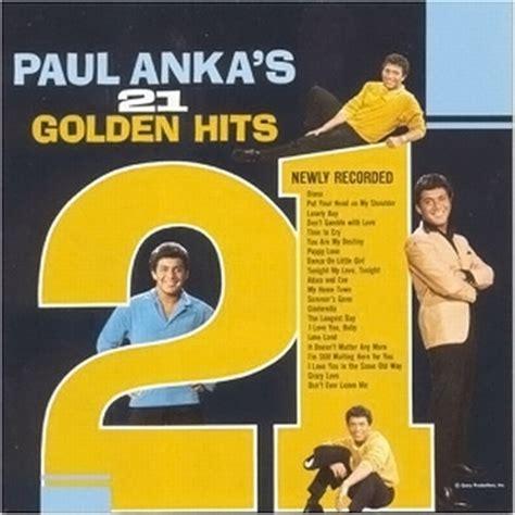 paul anka 1963 21 golden hits 1 june 2010