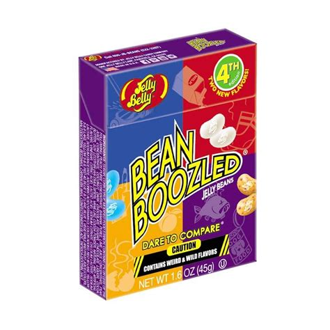 Harga Permen Jelly Bean by Jual Jelly Belly Bean Boozled Jelly Beans 4th Ed Permen