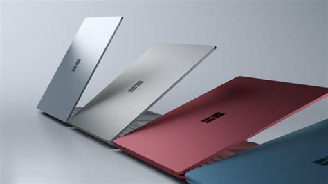 Microsoft Surface Laptop microsoft takes on chrome os with windows s announces surface laptop techspot