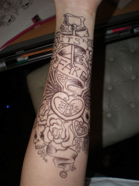 temporary sleeve tattoos sleeves for tattoos