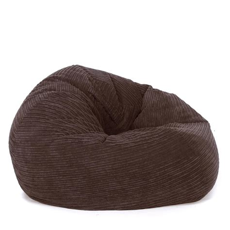 Bean Bags Corduroy Retro Classic Bean Bag