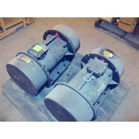 invicta vibrating motors invicta vibratory new 5hp motor a2470 les 201 quipements