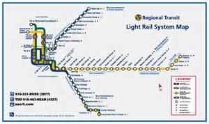 Light Rail Map Seattle Republic Fc Sacramento Regional Transit