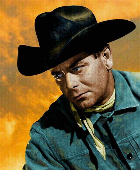 cowboy film westerns glenn ford cowboy 1958 photograph by rouhani cyrus