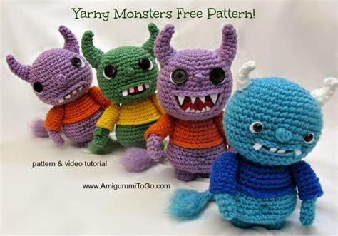 pattern en francais passions eph 233 m 232 res yarny monsters tuto gratuit et en