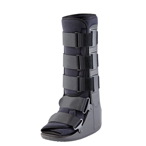 fractured ankle boot integrity fracture walker boot breg inc