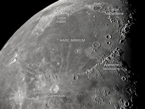 moon l seven wonders of the lunar world skynews