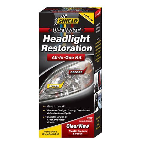 headlight restoration kit shield 10 headlight restoration kit lowest prices specials makro