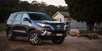 Toyota For Tuner 2017 Toyota Fortuner Crusade Review Caradvice