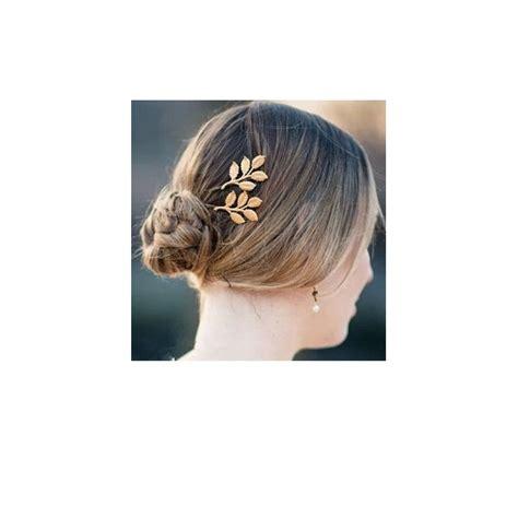 jepit rambut bentuk daun tt0129 moro fashion