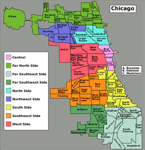 chicago map for file chicago community areas map svg wikimedia commons