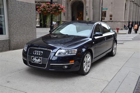 Audi A6 4 2 by 2006 Audi A6 4 2 Quattro Stock M321a For Sale Near
