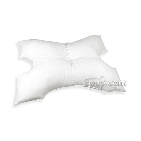 cpap breathe free hypoallergenic cpap pillow with