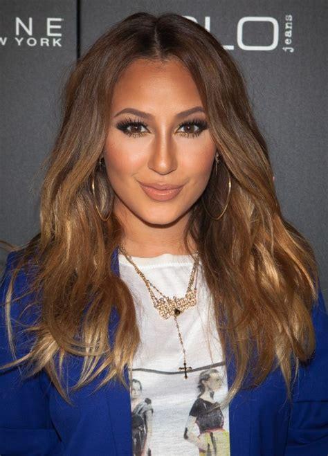 Adrienne Bailon Hairstyles by Adrienne Bailon Brown Hairstyles Popular Haircuts