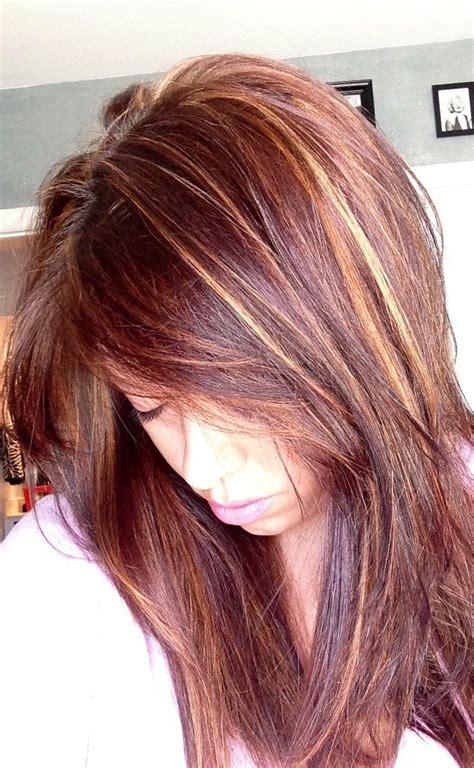 auburn hair color with highlights auburn hair color with highlights search auburn